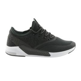 Chaussures de sport pour hommes DK 18470 gris