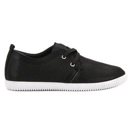 Super Mode Chaussures noires classiques