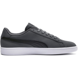 Chaussures Puma Smash v2 Buck M 365160 08 gris