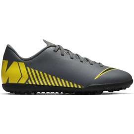 Chaussures de football Nike Mercurial Vapor X 12 Club Tf Jr AH7355-070