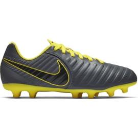 Chaussures de football Nike Tiempo Legend 7 Club Mg Jr AO2300-070