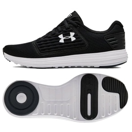 Under Armour Surge Se W Chaussures de course L 3021248-001 noir