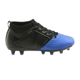 American Club des garçons de sport OG23 Royal / Black bleu