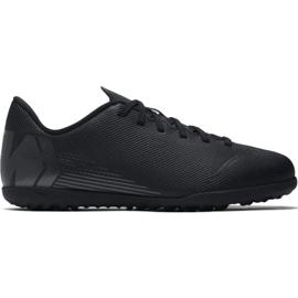 Chaussures de football Nike Mercurial Vapor X 12 Club Tf Jr AH7355-001