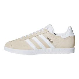 Brun Adidas Originals Gazelle W B41646 chaussures