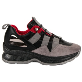 Vices Baskets Vespers Légères noir