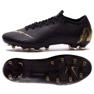 Chaussures de football Nike Mercurial Vapor 12 Elite Ag Pro M AH7379-077 noir noir