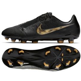 Chaussures de football Nike Phantom Venom Elite Fg M AO7540-077 noir noir
