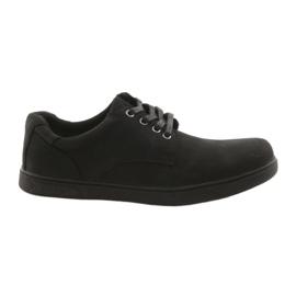 Chaussures de sport noires American Club CY23