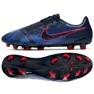 Chaussures de football Nike Phantom Venom Elite Fg M AO7540-440 bleu marine marine
