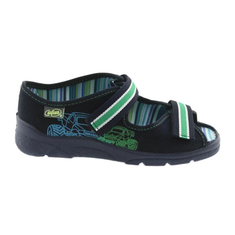 Befado chaussures pour enfants jusqu'à 23 cm 969X073