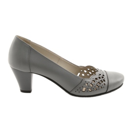Chaussures femme Gregors 745 gris