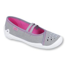 Gris Chaussures Befado pour enfants 116Y252