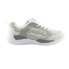 Sports pour femmes DK SA349 blanc / gris
