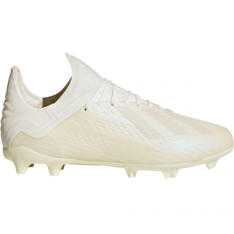 Chaussures de foot adidas X 18.1 FG Jr DB2430
