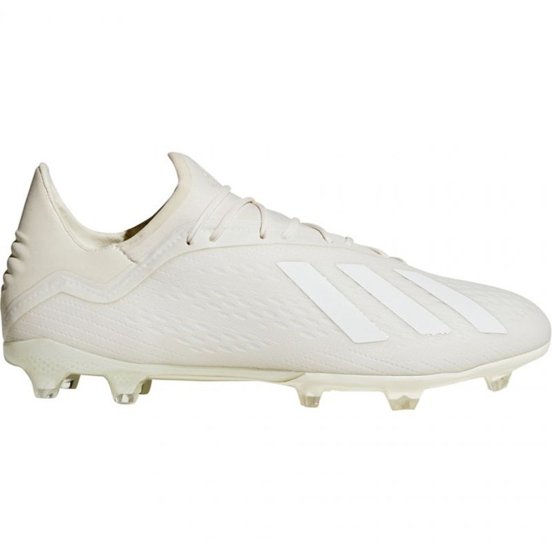 Chaussures de foot adidas X 18.2 Fg M DB2181 blanc blanc