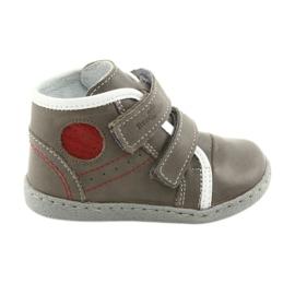 Chaussures pour garçons Ren But 1423 gris