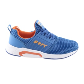 Bartek 58110 Chaussures de sport slip-in blue