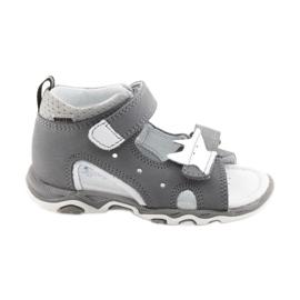 Sandales Garçons navets Bartek 51489 gris