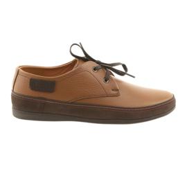 Chaussures homme Badura 3716 marron brun