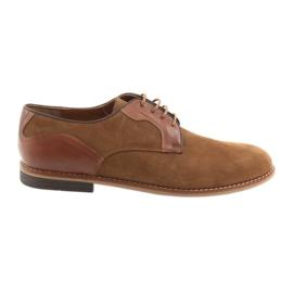 Chaussures homme Badura 3687 marron brun