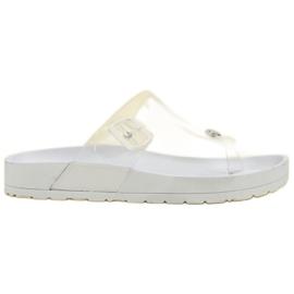 Seastar Tongs Transparent blanc
