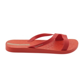 Ipanema Chaussons Femme Grendha 26263 Rouge