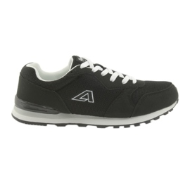 American Club 12 chaussures de sport noir
