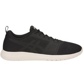 Noir Chaussures Asics Kanmei Mx M T849N-9090