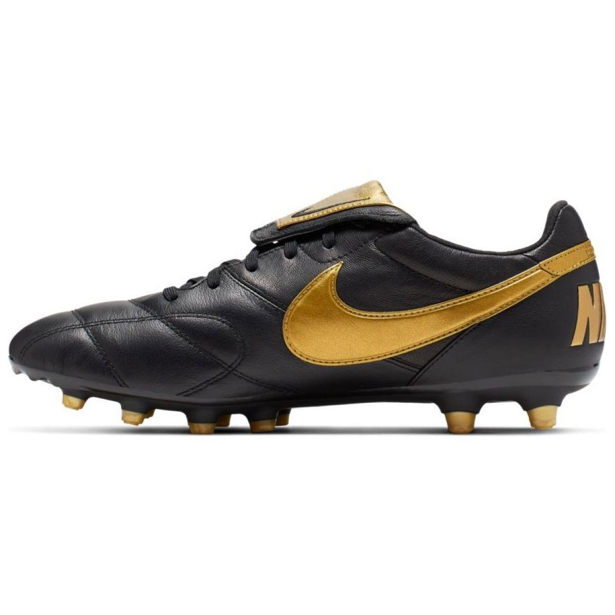 buying new outlet boutique various design Chaussures de foot Nike Premier Ii Fg M 917803-077 noir noir