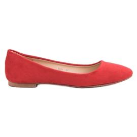 Primavera Ballerine rouge classique