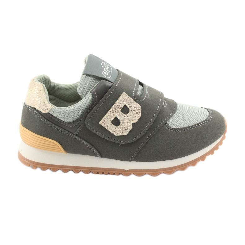 Befado chaussures pour enfants jusqu'à 23 cm 516Y040 gris