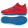 Chaussures de football Puma Future 19.4 Tt Jr 105558 01 rouge rouge