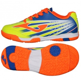 Chaussures Indoor Joma Super Copa Jr Dans SCJS.911. + Football Gratuit multicolore multicolore
