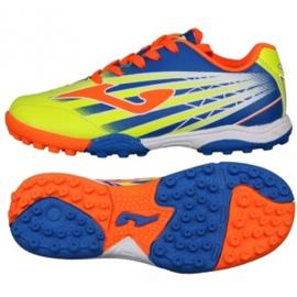 Multicolore Chaussures de football Joma Super Copa Jr. Tf SCJS.911.TF + Football gratuit