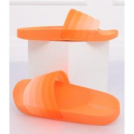Chaussons Femme Orange K-9183 Orange