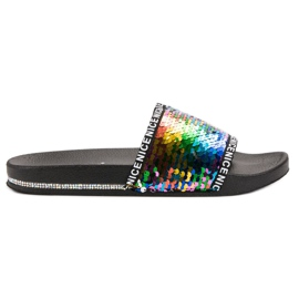 Seastar Sequins Tongs multicolore