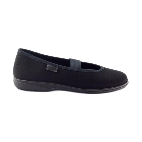 Chaussures Befado pour enfants 274Y004 noir