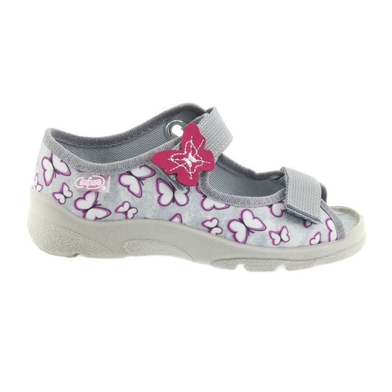 Befado sandales enfants papillons 969X135