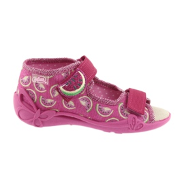 Sandales Befado pour enfants chaussures 342P004 pastèques