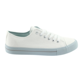 Sneakers Atletico 18916 blanc / bleu