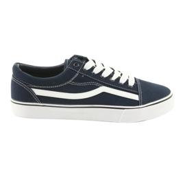 Sneakers AlaVans, bleu marine DK