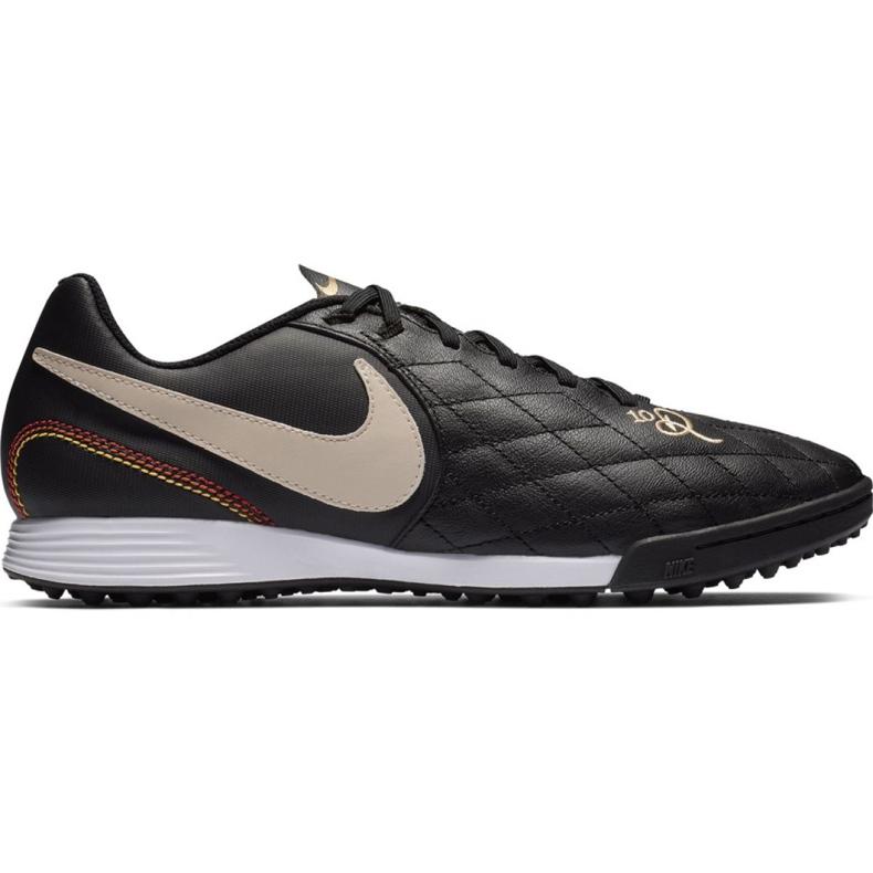Chaussures de football Nike Tiempo Legend X7 Academy 10R Tf M AQ2218-027 noir noir