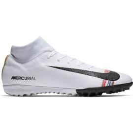 Chaussures de foot Nike Mercurial Superfly X 6 Academy Tf M AJ3568-109