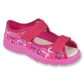 Rose Befado chaussures pour enfants 869X132