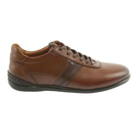 Chaussures de sport Badura 3707 marron brun