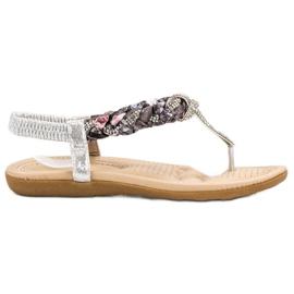Cm Paris gris Sandales japonaises à la mode