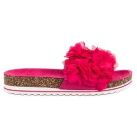 Seastar Tongs roses à la mode