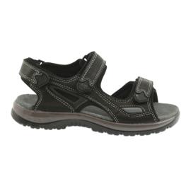 Sandales Velcro light EVA DK noir
