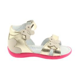 Sandales fille - papillon Bartek 51569 zlotys